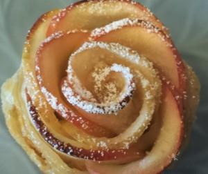 Apple roses 2