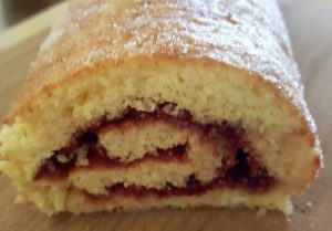 A Very British Swiss Roll!